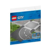 LEGO City Supplementary Viraj ve Dört Yol 60237 - Thumbnail